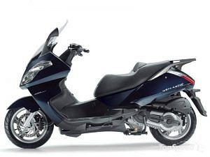 Aprilia Atlantic 500 Sprint (2007-09)