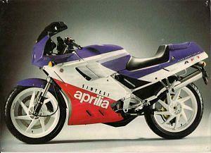 Aprilia AF1 125 Sintesi (1989)