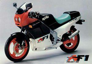Aprilia AF1 125 Project 108 Sport (1988)