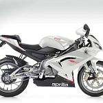 Aprilia RS125 R  Full White (2010)