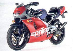 Aprilia RS 125 R Extrema (1996)