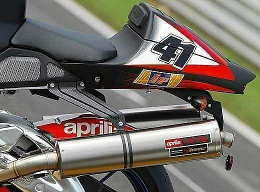 Aprilia RSV 1000 Mille R Haga Replica (2001)