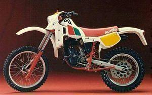 Aprilia RX 125 (1983-84)
