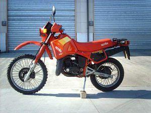 Aprilia Tuareg 125 (1984)