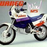 Aprilia Tuareg 125 Wind (1988-89)