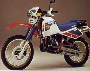 Aprilia Tuareg 125 Rally (1988)
