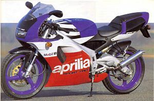 Aprilia RS 125SP Replica Loris Reggiani (1994)