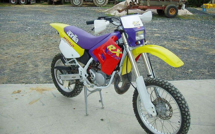 Aprilia RX 125 R (1992-93)