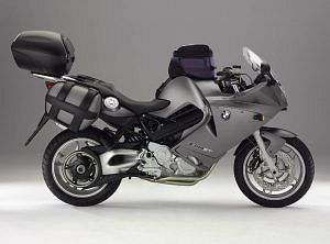 BMW F 800ST Touring (2011)