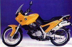 BMW F 650 Funduro (1997)