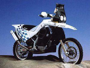 BMW F 650 RR Dakar (1999)