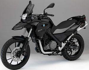 BMW G 650GS (2014)