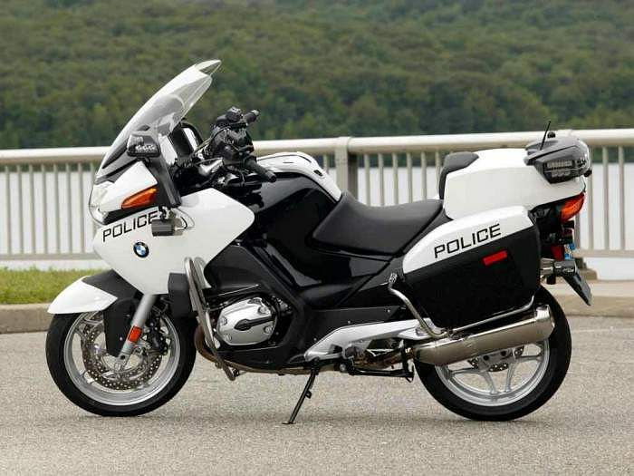 Bmw R 1200rt Police 2007 Motorcyclespecifications Com