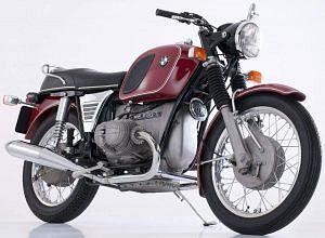 BMW R60/5 (1969-73)