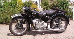BMW R71 (1938-41)