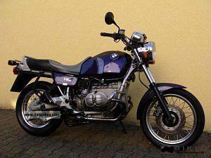 BMW R80 R (1991-94)