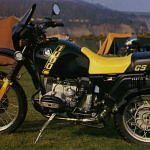 BMW R100GS Bumble Bee (1988)