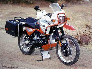 BMW R100GS Paris Dakar (1988-89)