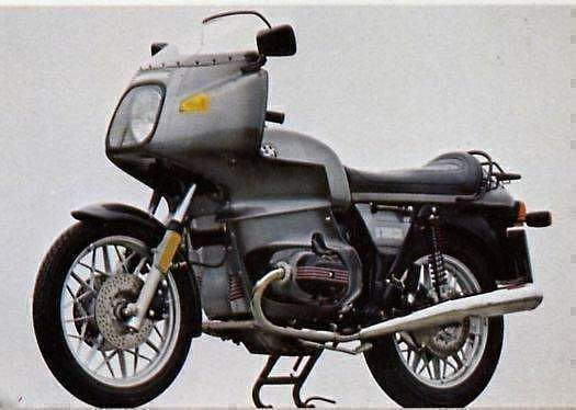 BMW R100RS (1977)
