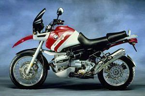 BMW R 1100GS 75th Anniversary (1998)
