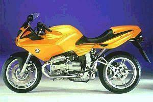 BMW R1100S (1999-2000)