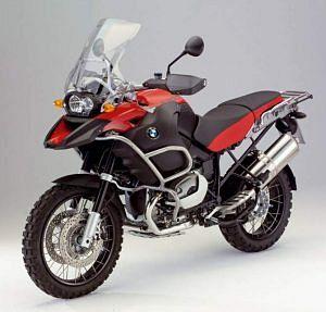 BMW R1200GS Adventure (2009)