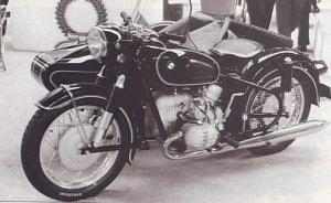 BMW R60 (1956-60)