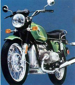 BMW R 60/6 (1973-76)