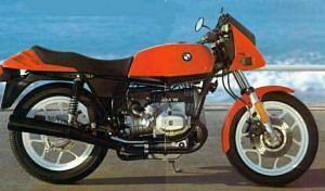 BMW R65 LS (1981)