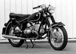 BMW R69 US (1967-69)
