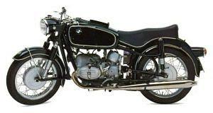 BMW R69S (1963-65)