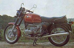 BMW R80/7 (1977-79)