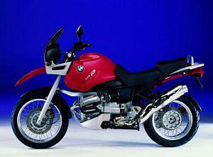 BMW R850 GS (1996-98)