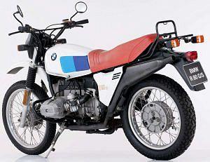 BMW R80 GS (1981)