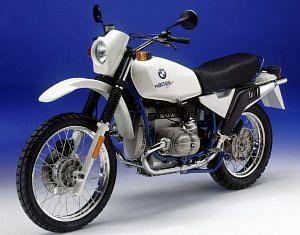 BMW R80 GS Basic (1996-97)