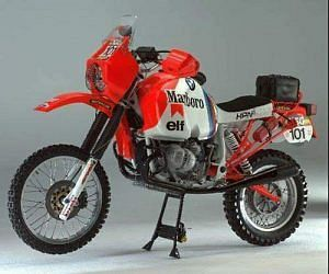 BMW R80GS Paris Dakar (1980(preparedbyHPN))