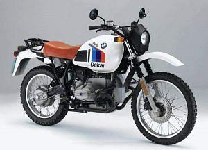 BMW R80 GS Paris Dakar (1984)