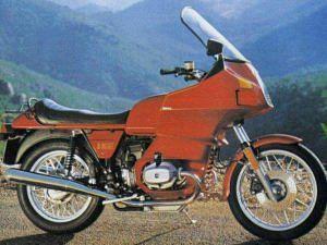 BMW R80 RT (1982-84)