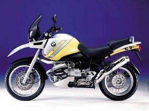BMW R850 GS (1999-01)