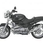 BMW R850R (2000-02)