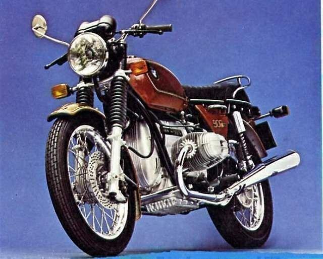 BMW R90/6 (1973-76)
