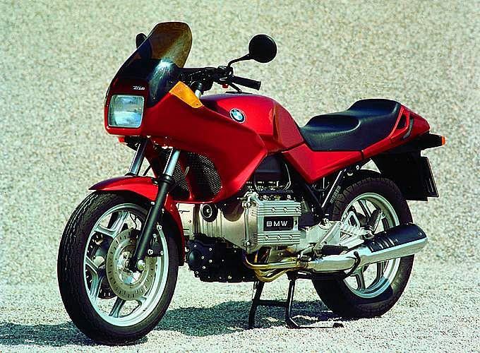 BMW K75S 92 (1992)