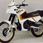 Benelli 125 BKX (1989)