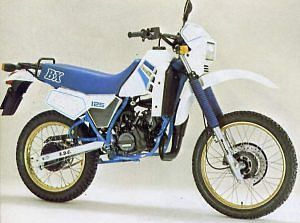 Benelli 125 BX (1987)
