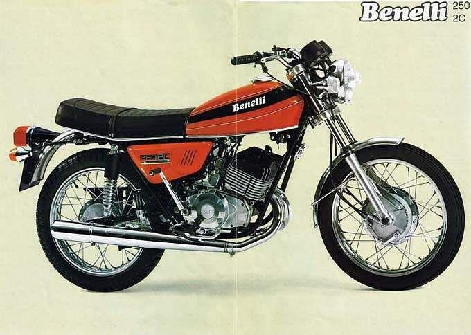 Benelli 250 (1974-76)
