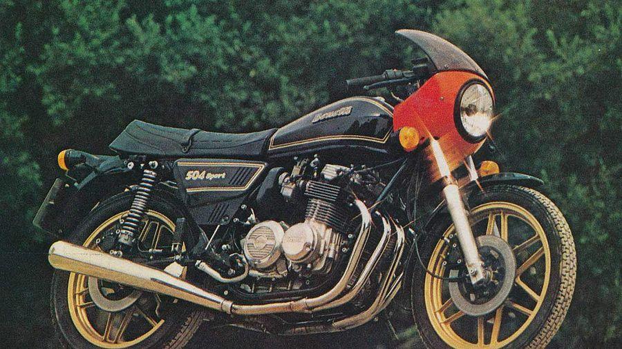 Benelli 504 Sport (1980)