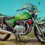 Benelli 650 Tornado (1971-72)