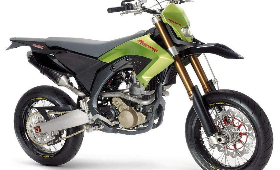 Benelli BX 570 Motard (2008)