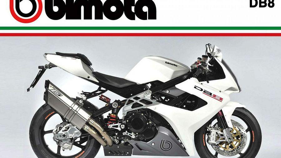 Bimota DB8 Biposta (2012-13)