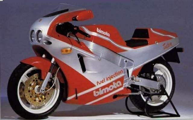 Bimota YB6 Tuatara (1990)